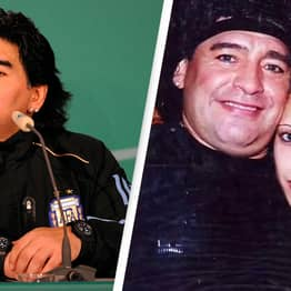 Woman Claims Diego Maradona Groomed Her With Drugs When She Was 16 Years Old