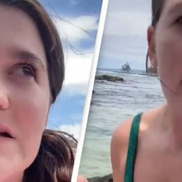Woman Kicked Off Beach After Mum Claims Bikini Is Too Revealing