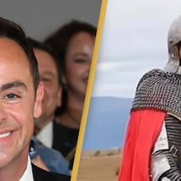 Ant McPartlin Criticised For 'Cruel' Treatment Of Pony For 'Cheap Laughs'
