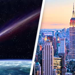 Empire State Building-Sized Asteroid To Fly Past Earth Next Month