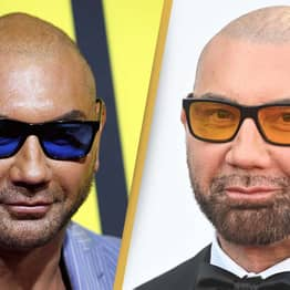 Dave Bautista Reveals 'Really Bad' First Tattoo