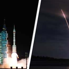 Chinese Hypersonic Missile Launch Circles Globe Catching US Intelligence Off-Guard