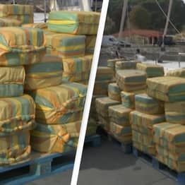Five Tonnes Of Cocaine Worth $232 Million Seized From 79-Foot Yacht