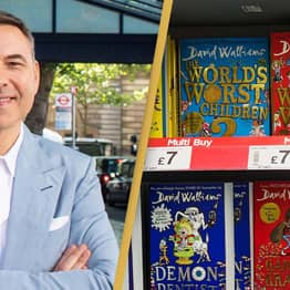 David Walliams Children's Story Removed Following 'Casual Racism' Accusations