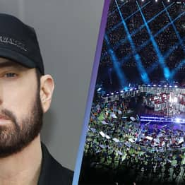 Eminem And Rap Supergroup Announced For 'Greatest Ever Halftime Show' At Super Bowl