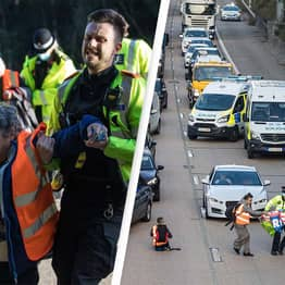 Insulate Britain Protesters Advise New Speed Limit On UK's Busiest Motorway