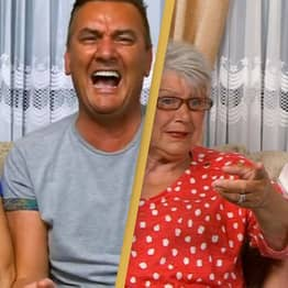 Gogglebox Fans Can't Get Over Iconic Young Jenny And Lee Photo