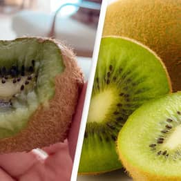 Debate Sparked Over How You Should Eat A Kiwi