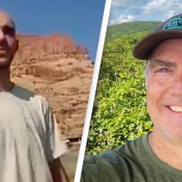 911 Call Of Hiker Who 'Met Brian Laundrie' Is Released