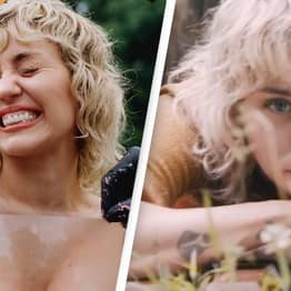 Miley Cyrus Shares Topless 'Rock Star' Magazine Photoshoot And Video