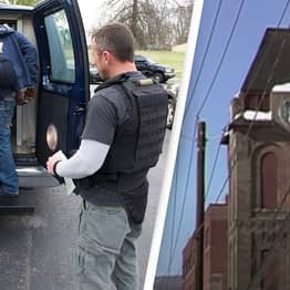 US Marshals And Scranton Police Catch Sex Offenders In 'Operation Dunder Mifflin'