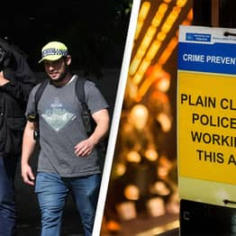 Plain Clothes Officers Will Patrol The Streets In Pairs To 'Reassure Londoners'