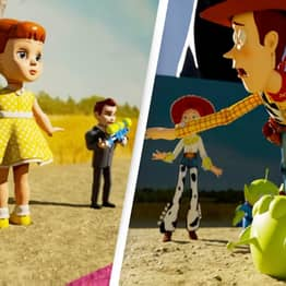 Squid Game Meets Toy Story In Incredible Fan Edit