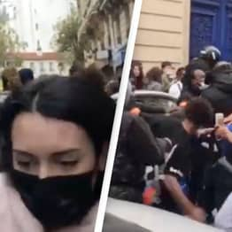 Squid Game Fans Brawl As Violence Erupts Outside Pop-Up Shop Dedicated To Netflix Show