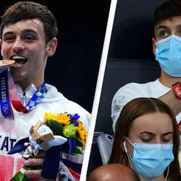 Tom Daley Reveals He Was Hopitalised With Covid Months Before The Tokyo Olympics