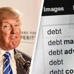 Donald Trump's Estimated Debt Has Reached An Absolutely Ridiculous Amount