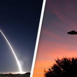 US Air Force Captain Claims He Saw 'Giant' UFO Disable 10 Live Nukes