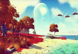 No Man's Sky Gameplay Footage Is Breathtaking