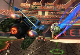 Rocket League Is The Ridiculous New Football Game To Drop On PS4 And PC