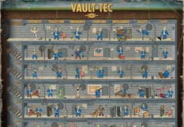 New Video Showing Fallout 4's Character System Is Pretty Perk-y