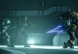 """Halo 5 """"Blue Team"""" Opening Cinematic Shows Master Chief Being Awesome"""