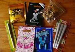 CCTV Footage Shows Shocking Effects Of Legal Highs On UK Streets