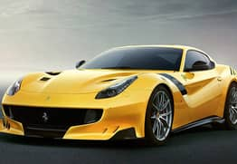 This Brand New Ferrari Is Really F*cking Powerful