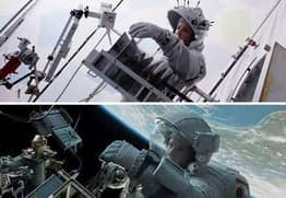 Incredible Before And After Images Show The Key Role Of CGI In Films