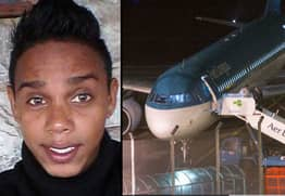 £41,000 Of Cocaine Found In 'Zombie Plane Passenger's' Stomach