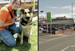 Blind Woman Asked To Leave Asda With Guide Dog