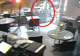 Video Shows 'Luckiest Woman Alive' Escaping Point-Blank Shooting By Paris Attacks Mastermind