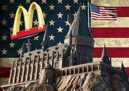What The Internet Says Hogwarts Would Be Like If It Was In The US