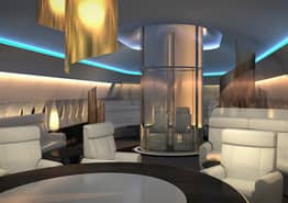 New First Class For The Ultra Rich Looks Amazingly Futuristic