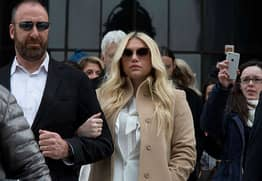 Kesha Can't Break Contract With Producer She Alleges Sexually Assaulted Her