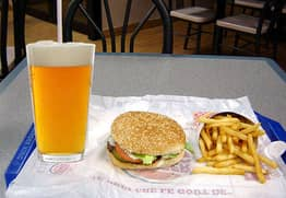 Burger King Given Permission To Start Selling Booze With Its Burgers