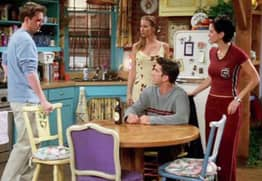Friends Had A Blatant Continuity Error That Most People Missed