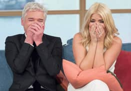Phillip Schofield And Holly Willoughby Have A Next Level Loyalty Pact