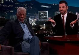 Morgan Freeman's Scathing Narration Of People Taking Selfies Is Perfect