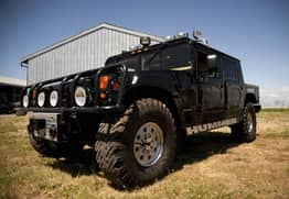 Tupac's Hummer Is Being Auctioned For Ridiculous Money