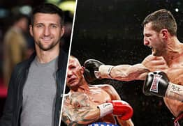 Carl Froch Gets Nose Job, No Longer Looks Like A Boxer Apparently