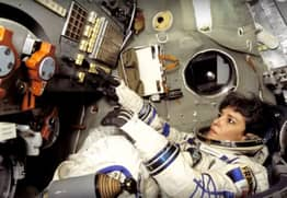 Female Astronaut Screamed Warning To Earth Before Attempting Suicide