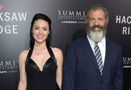 Mel Gibson Forced To Defend His Relationship With 26-Year-Old Girlfriend