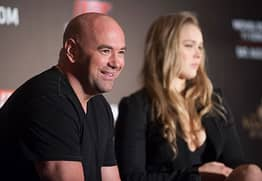 Dana White Reveals What He Told Ronda Rousey After UFC 207 Loss