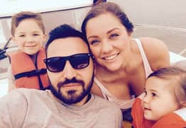 Family With Two Kids Sell Everything To Travel The World