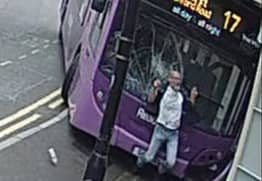 Guy Knocked Down By Bus Reveals What He Actually Did Afterwards