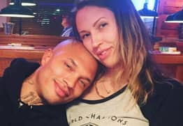 Jeremy Meeks' Wife Speaks Out After He Was Spotted With 'New Girlfriend'