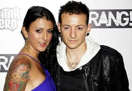 Someone Hacked Chester Bennington's Wife's Twitter And Posted Disgusting Comments