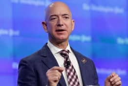 Jeff Bezos Biography, Amazon, Wife, Family, Background, Wealth and Net Worth