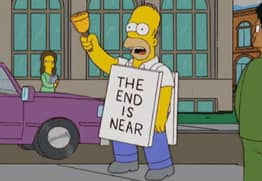 The World Is Going To End Exactly One Week Today Apparently