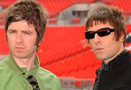 Liam Gallagher Wants Mr Bean To Play Noel In Oasis Biopic
